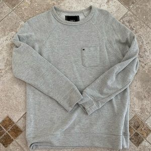 Men's Obey crewneck sweater, size small